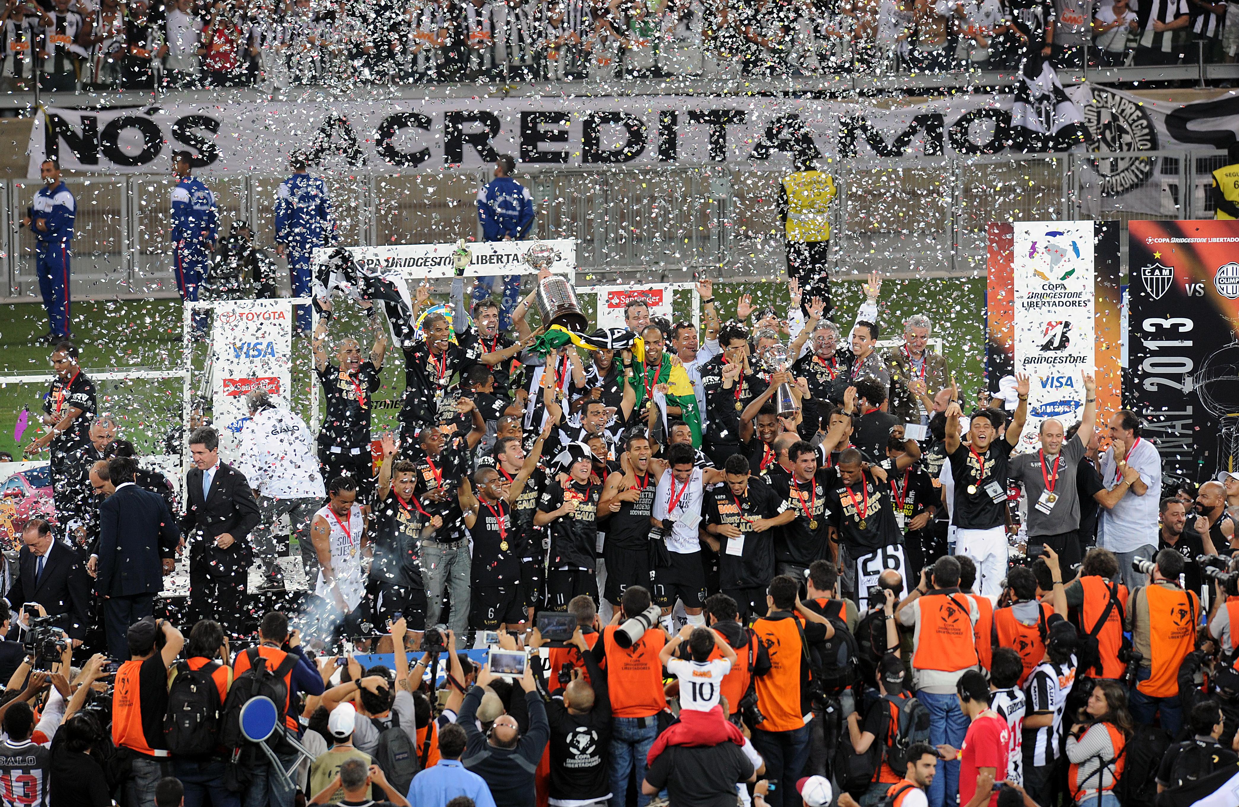 Atlético Mineiro Campeón Libertadores 2013