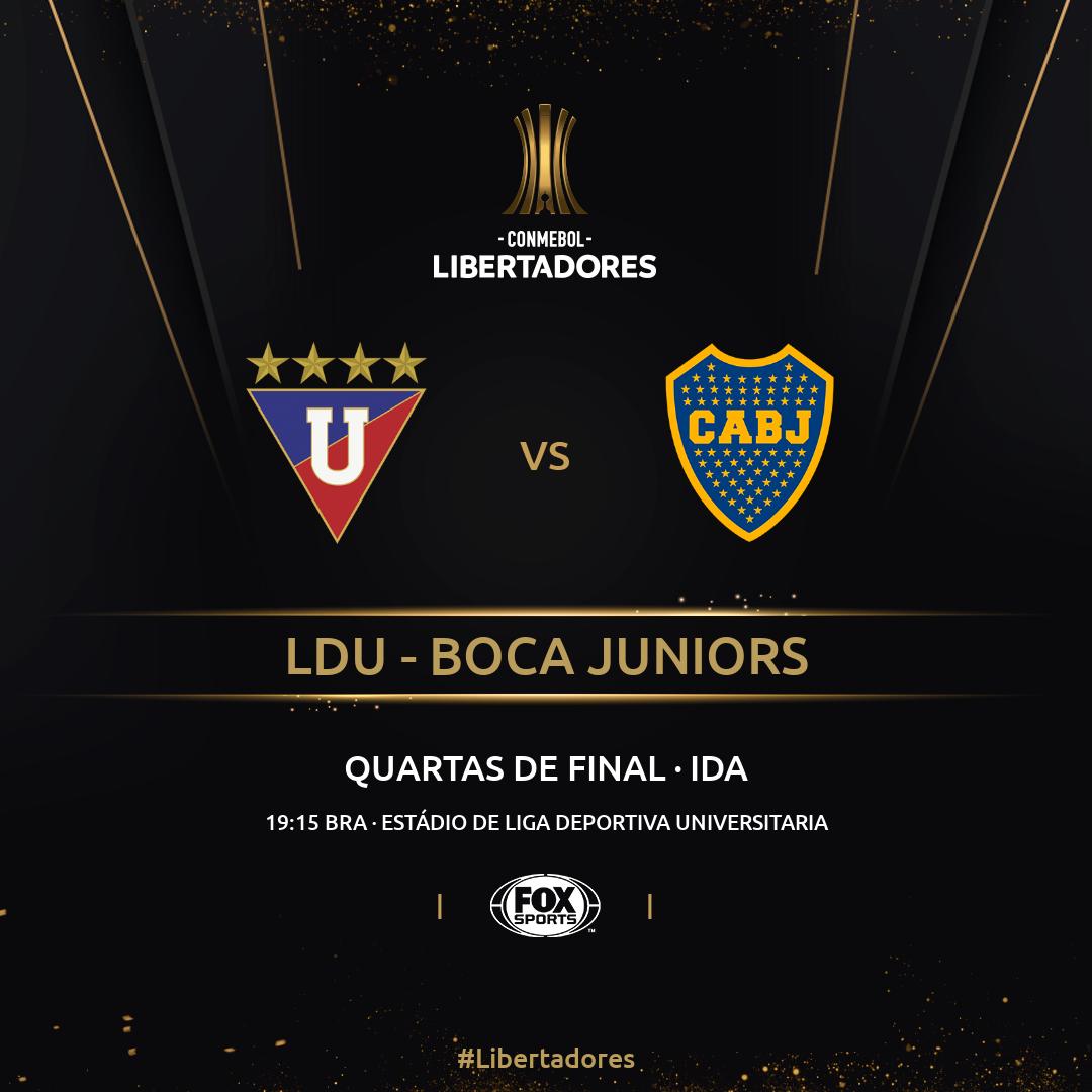 LDU vs Boca