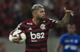 AFP Gabriel Gabigol Flamengo Copa Libertadores