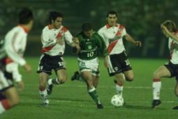 Palmeiras x River - Libertadpres 1999