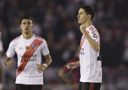 AFP River Plate Cerro Porteño Copa Libertadores 2019