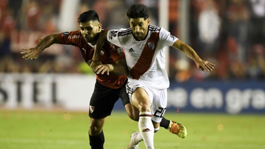 AFP Independiente-River Plate Copa Libertadores 2018