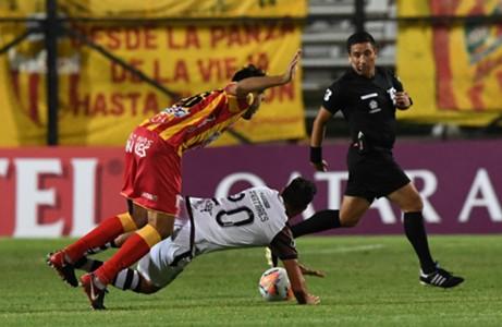 AFP Progreso Barcelona Libertadores 2020