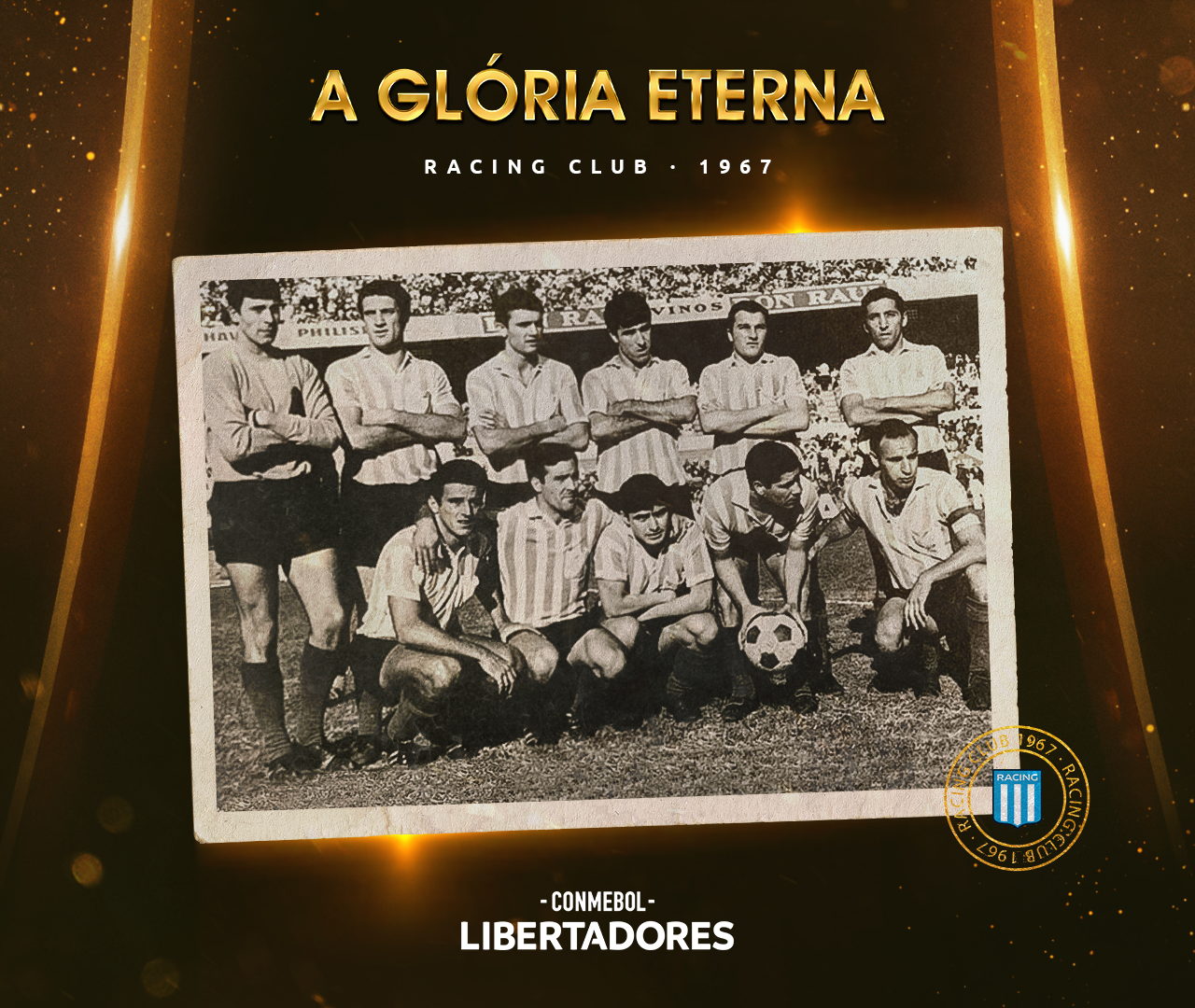 Racing Libertadores 1967