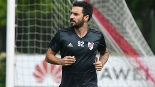 Scocco River Boca final Copa Libertadores 2018