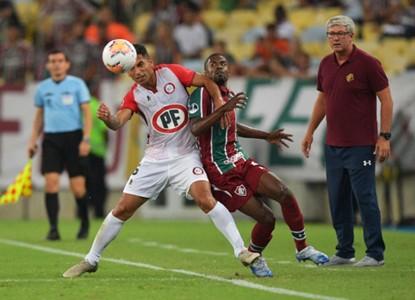 AFP Fluminense Union La Calera Sul-Americana 2020