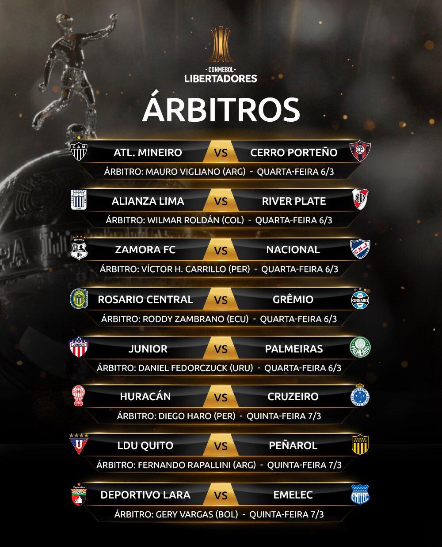 Arbitragem Libertadores