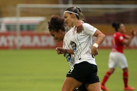 Corinthians Santiago Morning Libertadores Feminina 2019