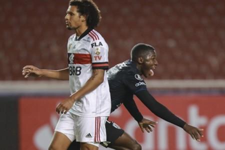 AFP Independiente del Valle Flamengo Libertadores 2020
