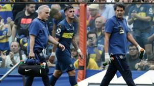 AFP Cristian Pavón Boca River Copa Libertadores 2018