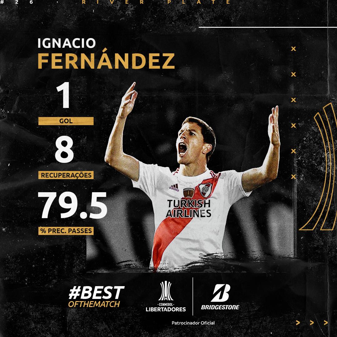 Nacho Fernández - Best semifinal