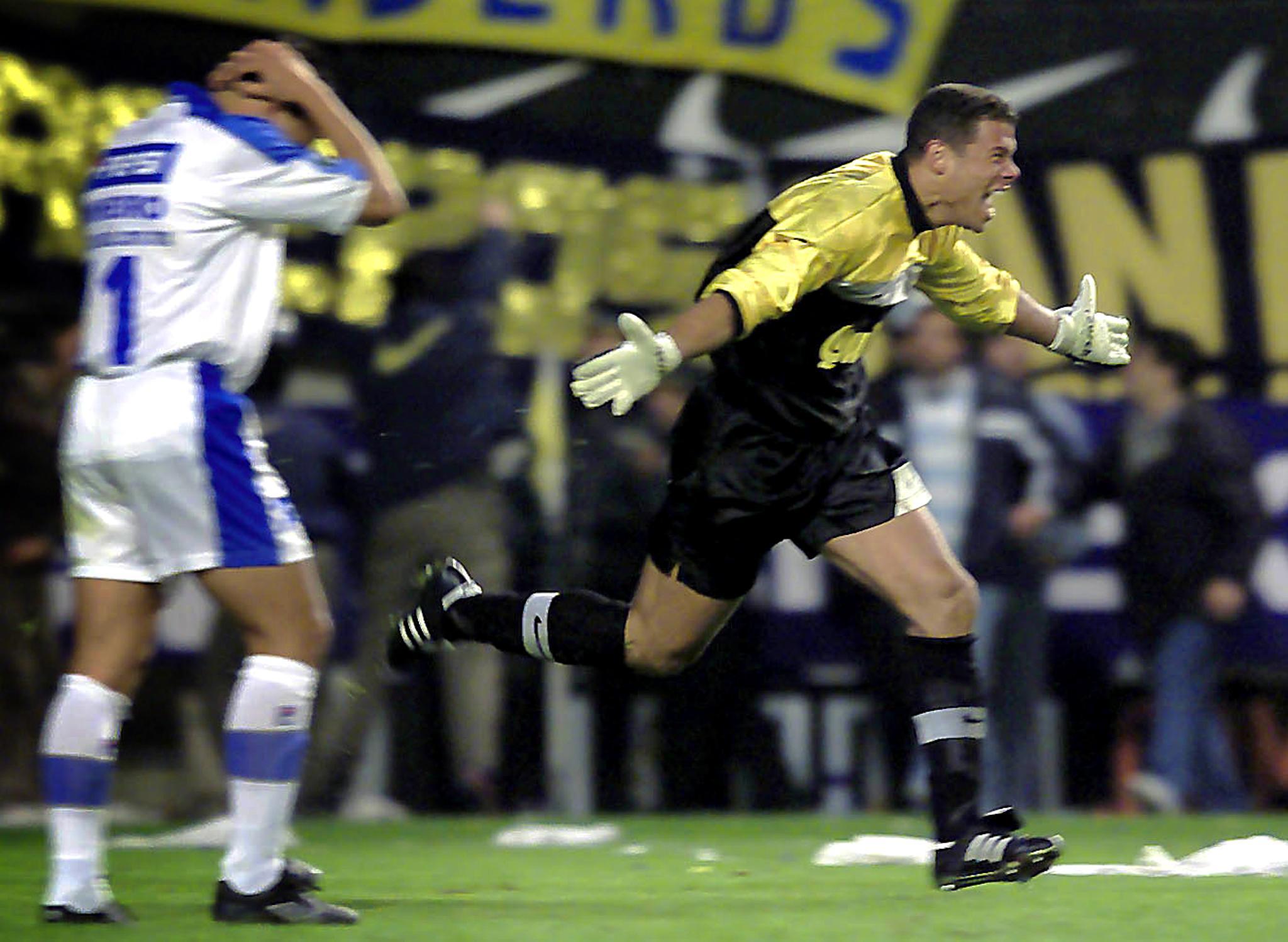 Boca Cruz Azul 2001
