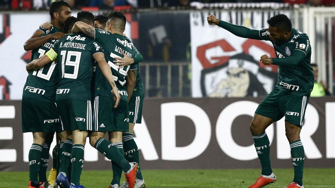 AFP Palmeiras Colo Colo Copa CONMEBOL Libertadores 20092018