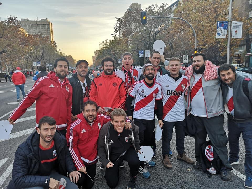 Filial River Plate Israel