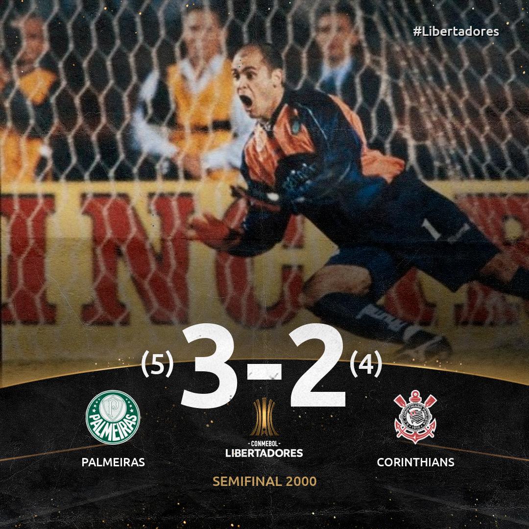 Palmeiras x Corinthians 2000