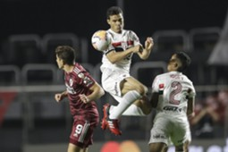 Sao Paulo - River Plate Fecha 3