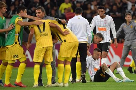 Corinthians - guaraní