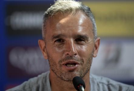 Pablo Lavallen Director tecnico Colon CONMEBOL Sudamericana
