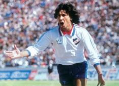Waldemar Victorino Nacional Libertadores 1980