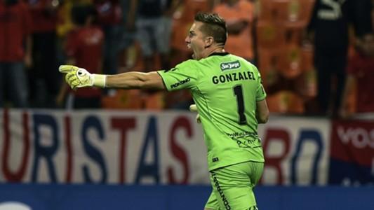AFP Ignacio González Independiente Medellín Palestino Copa Libertadores 2019