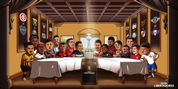 Ilustración Libertadores
