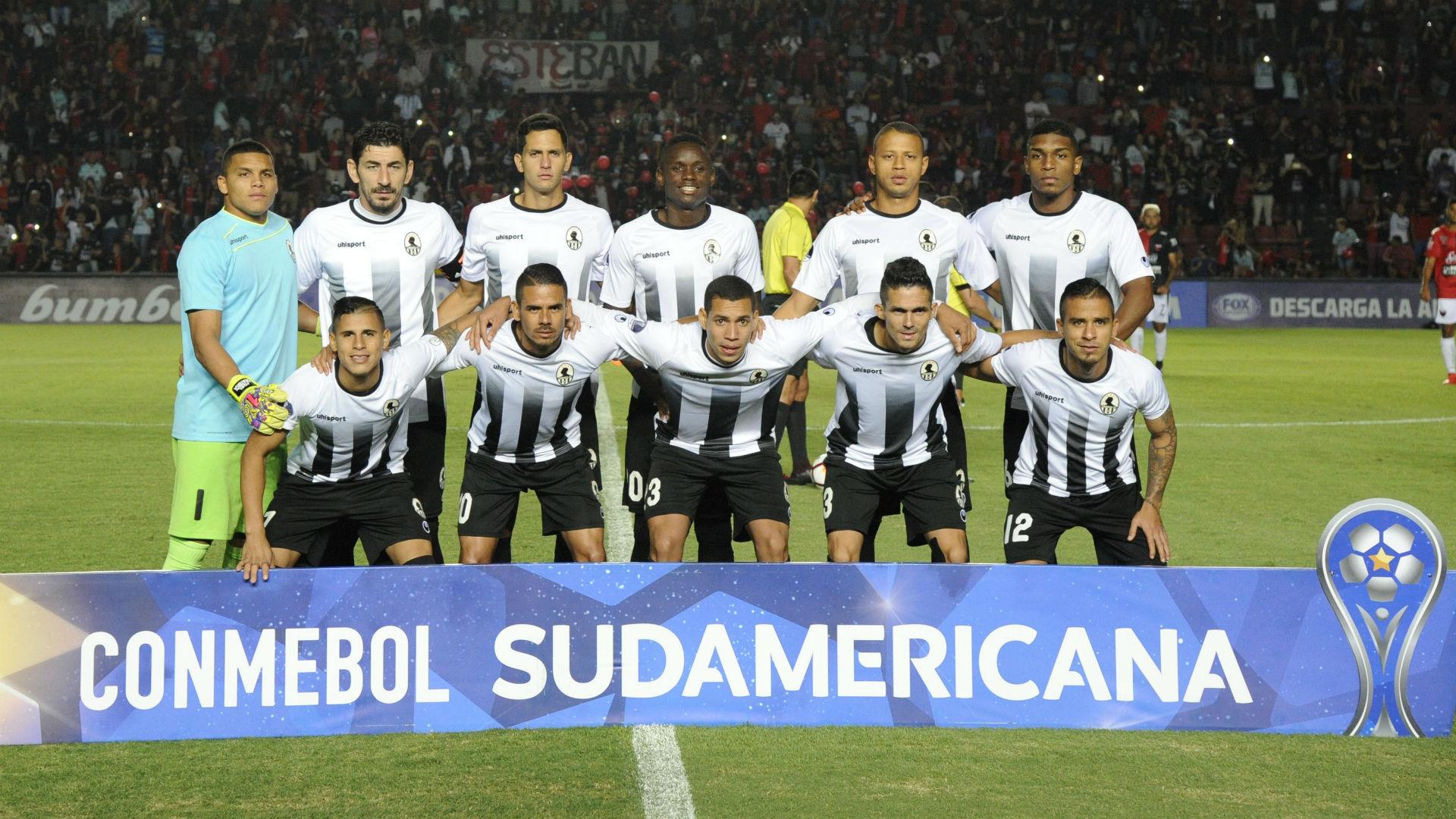 Zamora Copa Libertadores 2019