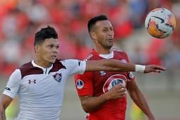 AFP Union La Calera Fluminense Sul-Americana 2020