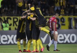 Peñarol Libertadores 2020