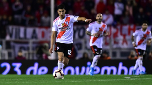 AFP Exequiel Palacios River Copa Libertadores