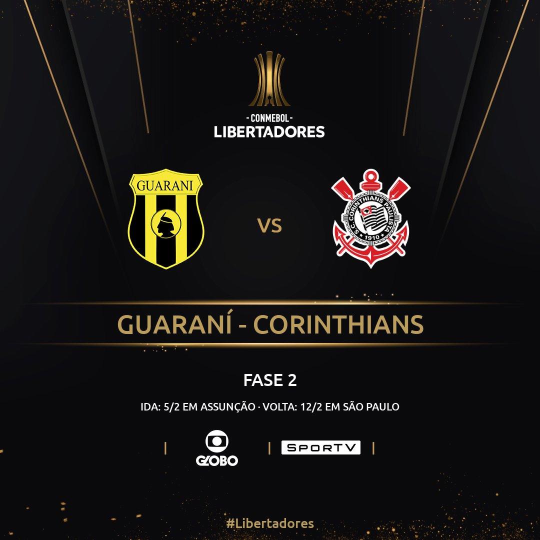 Guarani vs Corinthians