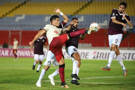 Carabobo Universitario Libertadores 2020