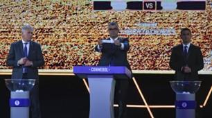 AFP Sorteio Libertadores 2020