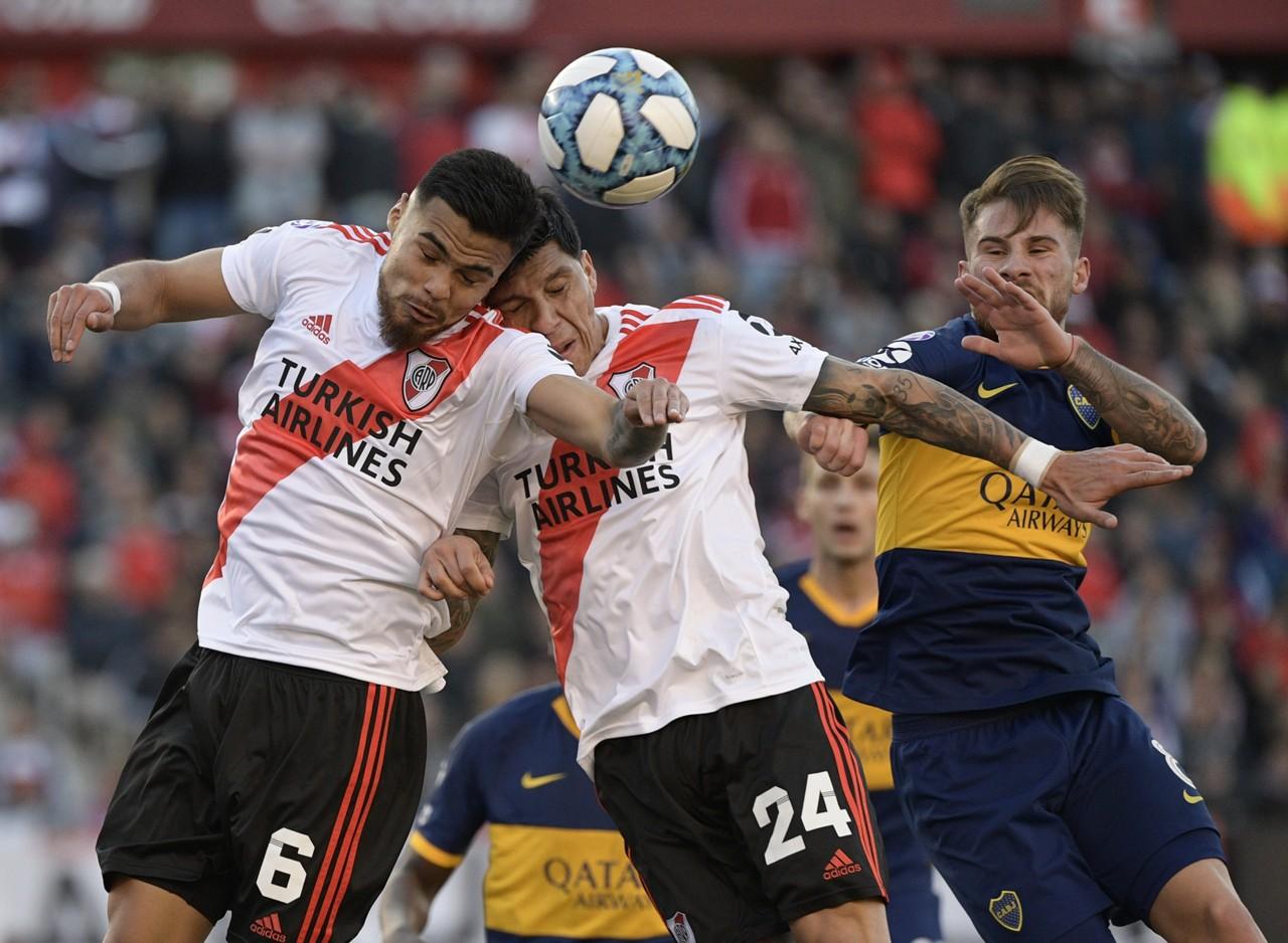 Superclásico Superliga