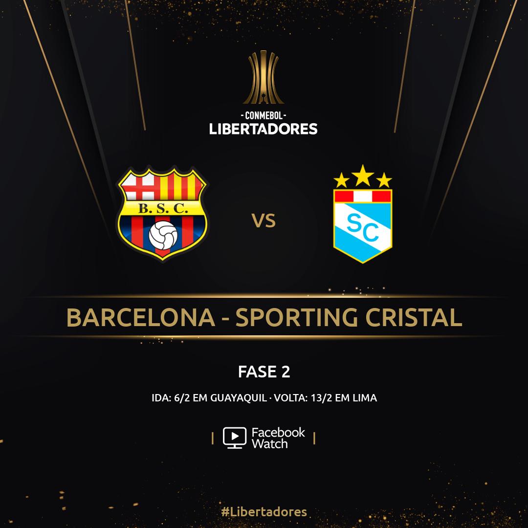 Barcelona vs Sporting Cristal