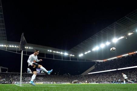 Corinthians x Fluminense - Sul-Americana