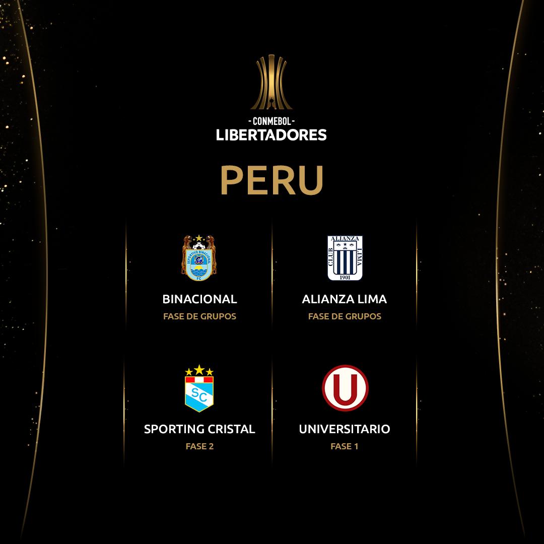 Peru - Libertadores