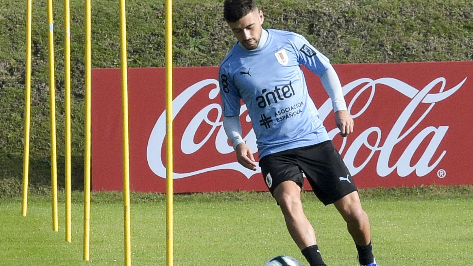 De Arrascaeta Uruguay Flamengo