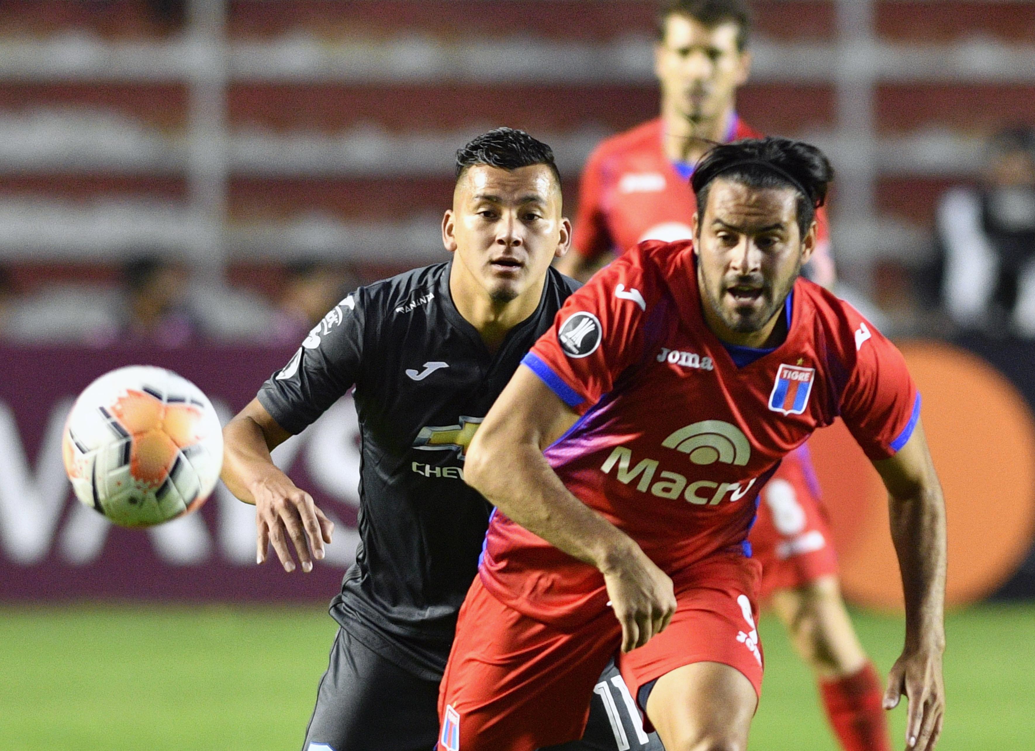 Tigre Libertadores 2020