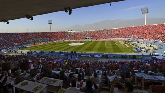 AFP Estadio Nacional de Santiago final única Copa Libertadores 2019