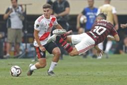 Diego - Flamengo Libertadores 2019