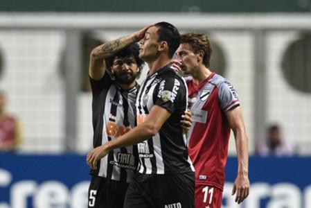 AFP Ricardo Oliveira Atlético Mineiro Danubio Copa Libertadores 2019