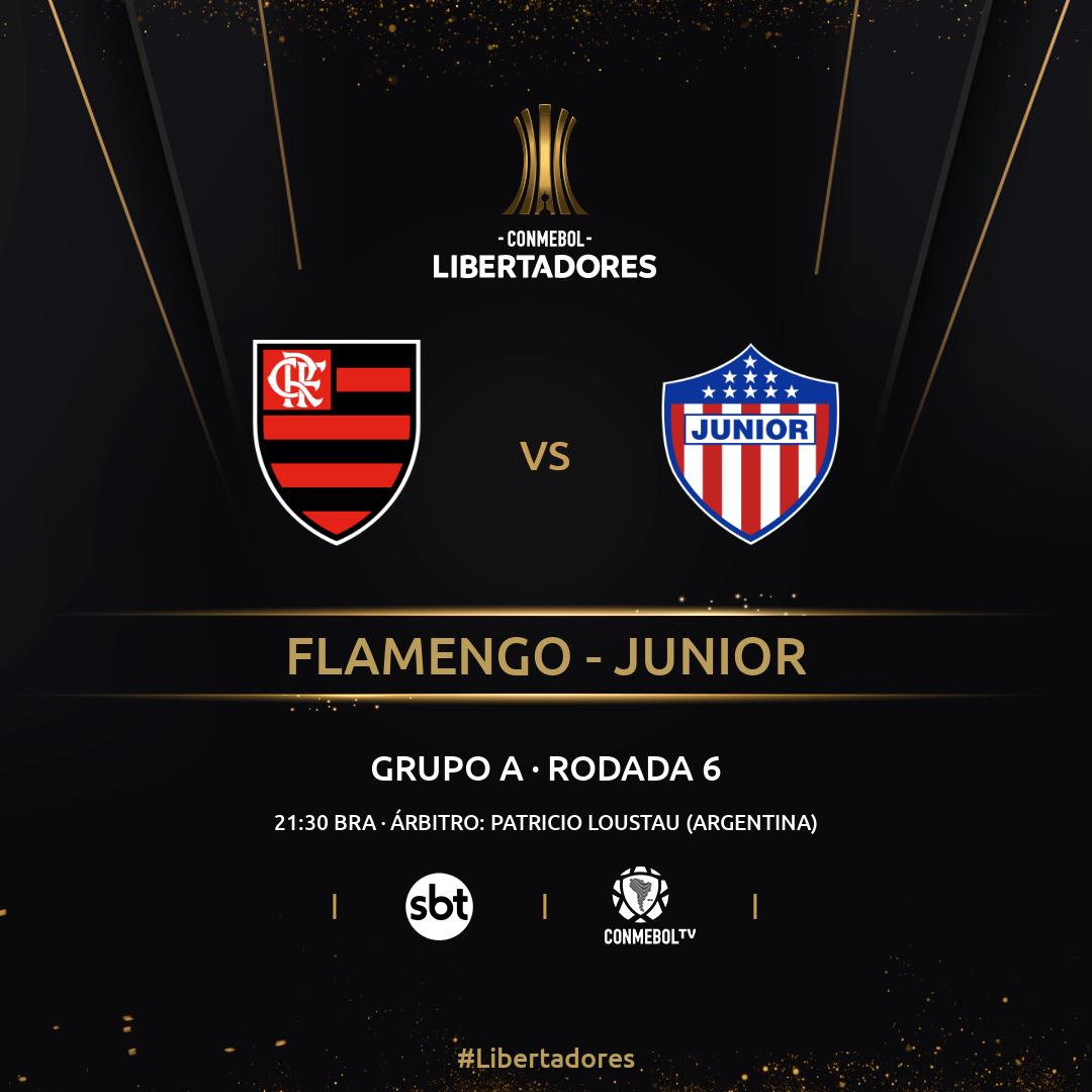 Flamengo-Junior