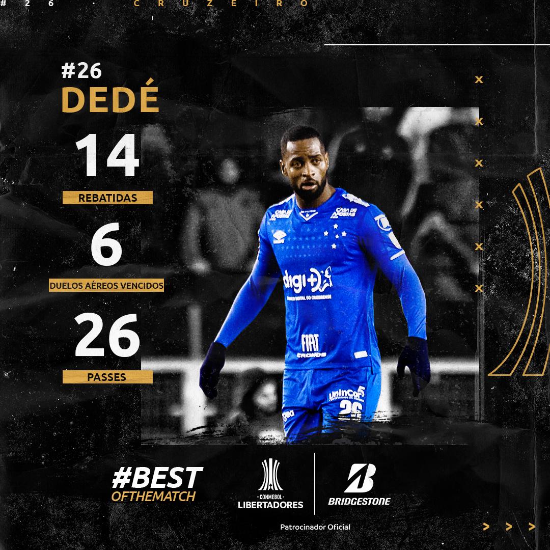 Dedé - Cruzeiro - #Best