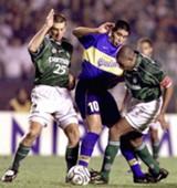 Boca Juniors - Palmeiras 2000