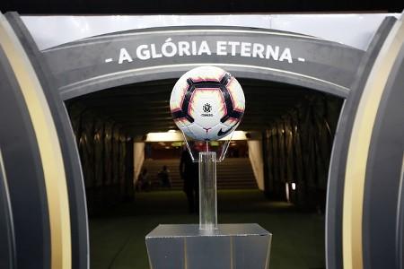 Bola Libertadores 2019