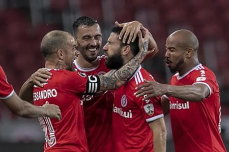 AFP Internacional América de Cali Libertadores 2020