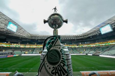 Taça da Libertadores no Allianz Parque
