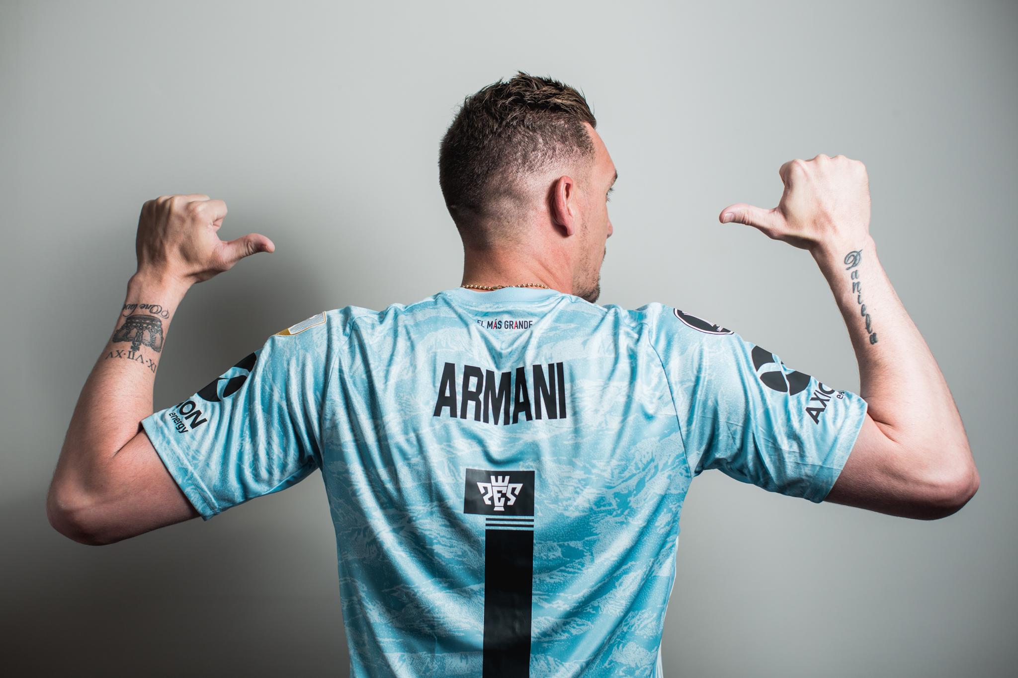 Armani - River Plate