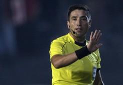 AFP Eduardo Gamboa Libertadores