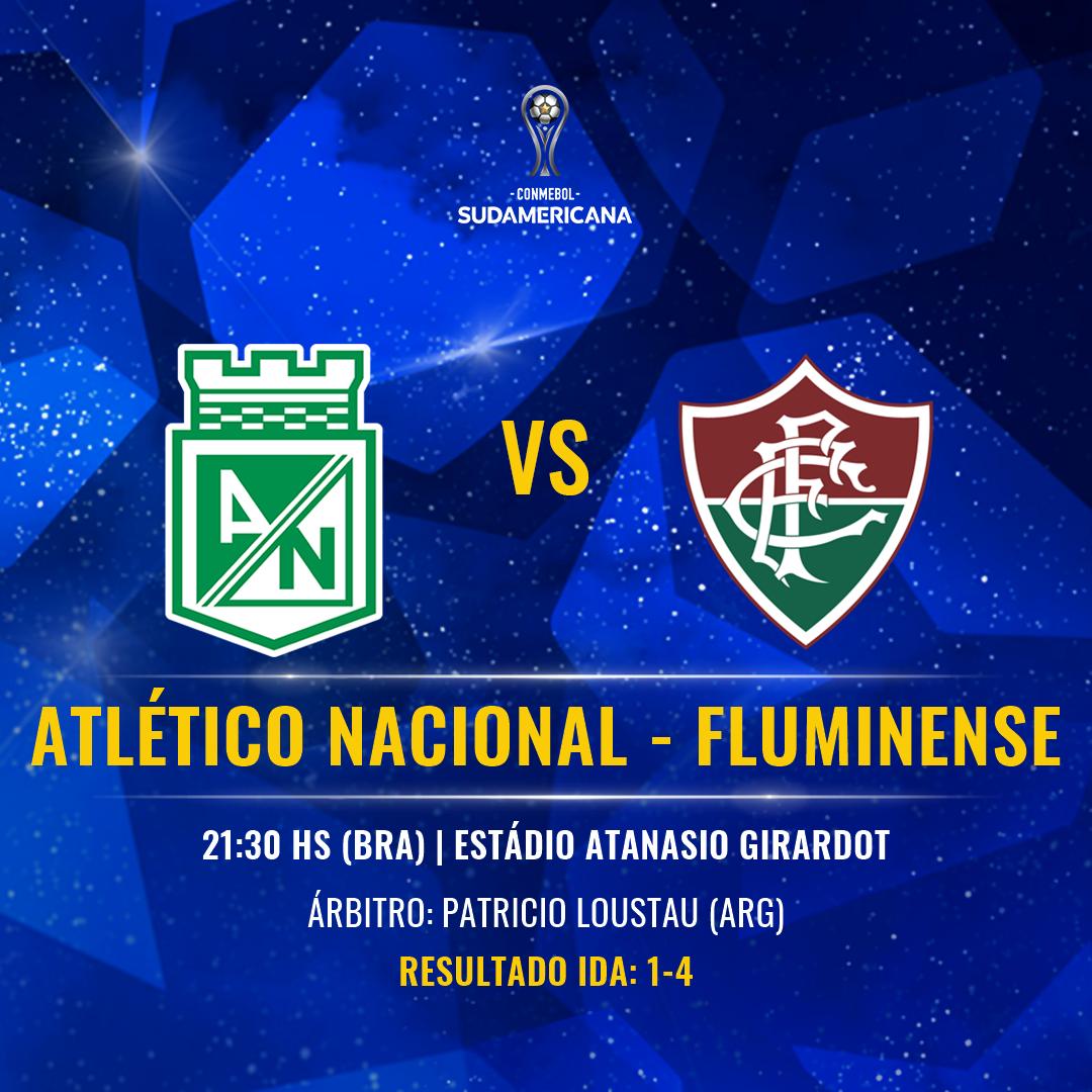 Atletico Nacional vs Fluminense